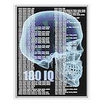 Darts Out Chart - 180-IQ