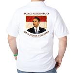 Obama for President of Indonesia Golf Shirt