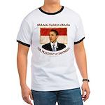 Obama for President of Indonesia Ringer T