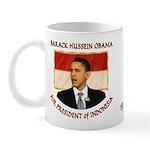 Obama for President of Indonesia Mug