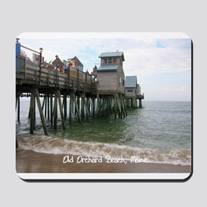 Old Orchard Beach, ME Mousepad