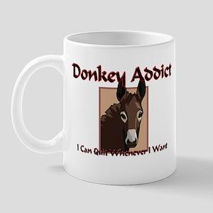 Donkey Addict Mug