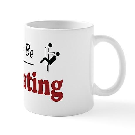 Rather Be Operating Mug