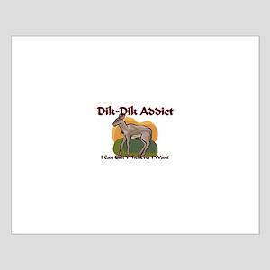 Dik-Dik Addict Small Poster