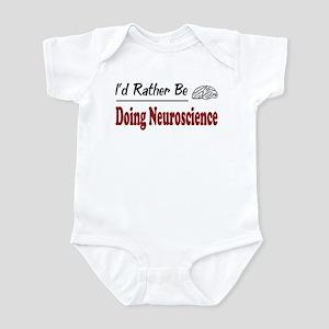 Rather Be Doing Neuroscience Infant Bodysuit