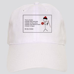 BE A HOOKER Cap