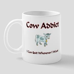 Cow Addict Mug