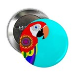"Parrot 2.25"" Button (100 pack)"