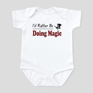 Rather Be Doing Magic Infant Bodysuit