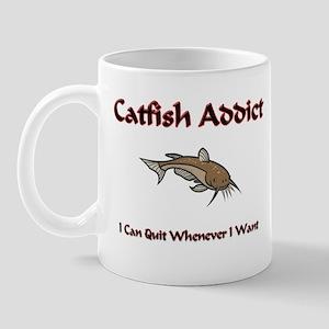 Catfish Addict Mug