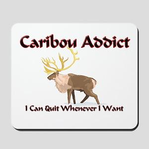 Caribou Addict Mousepad
