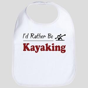 Rather Be Kayaking Bib