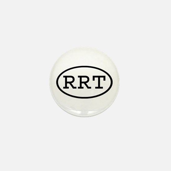 RRT Oval Mini Button