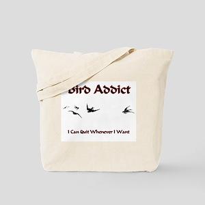 Bird Addict Tote Bag