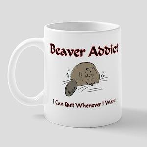 Beaver Addict Mug