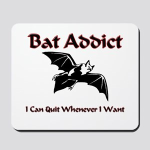 Bat Addict Mousepad