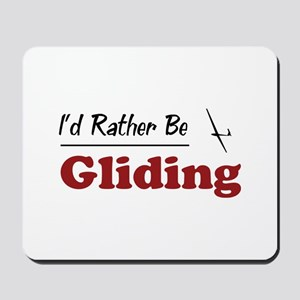 Rather Be Gliding Mousepad
