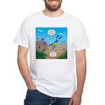 SCUBA Diver and Moray Eel Men's Classic T-Shirts