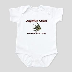 Angelfish Addict Infant Bodysuit