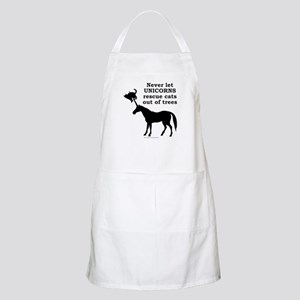 UNICORN BBQ Apron