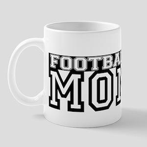 Football Mom Classic Mug