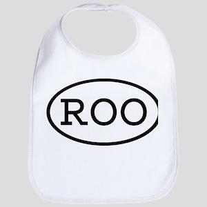 ROO Oval Bib