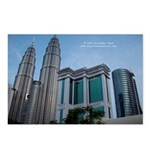 Malaysia 1 Postcards (Package of 8)