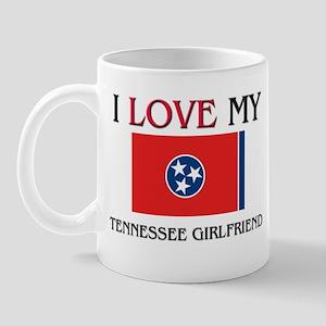 I Love My Tennessee Girlfriend Mug