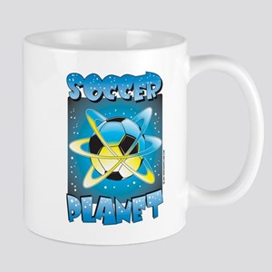 Soccer Planet @ eShirtLabs Mug