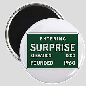 Surprise, AZ (USA) Magnet