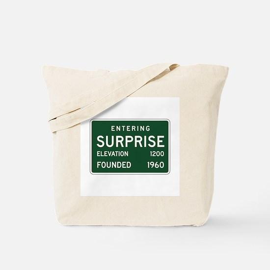 Surprise, AZ (USA) Tote Bag