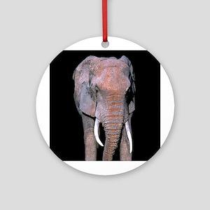 Elephant Keepsake (Round)