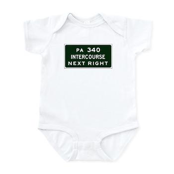 Intercourse, PA Infant Bodysuit