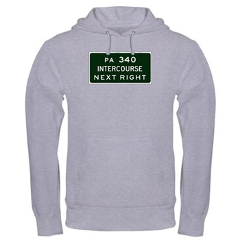 Intercourse, PA Hooded Sweatshirt