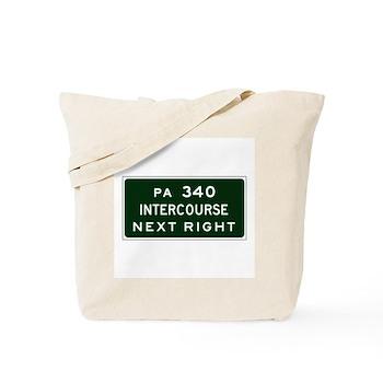 Intercourse, PA Tote Bag