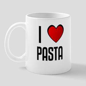 I LOVE PASTA Mug
