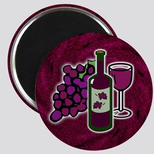 Wine Lovers Magnet