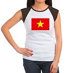 Vietnam Women's Cap Sleeve T-Shirt