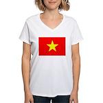 Vietnam Women's V-Neck T-Shirt