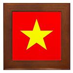 Vietnam Framed Tile