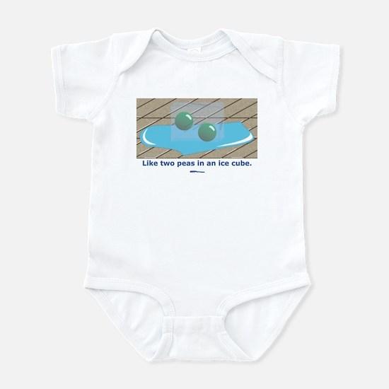 in an Ice Cube Infant Bodysuit