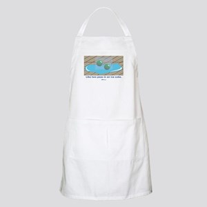 in an Ice Cube BBQ Apron
