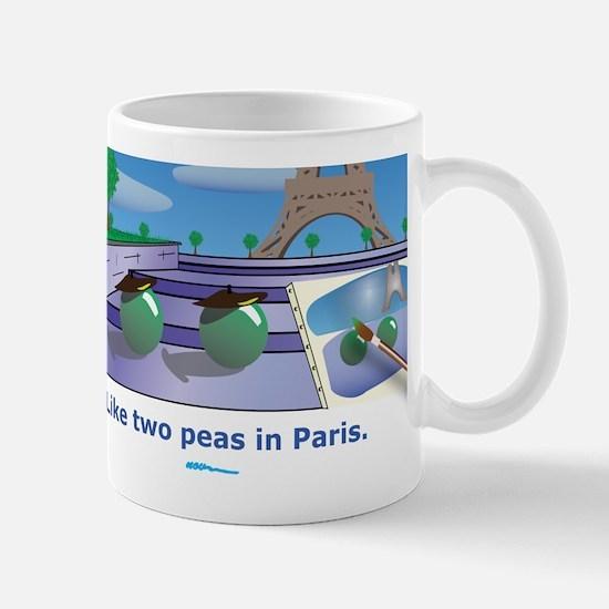 in Paris Mug