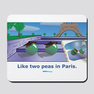 in Paris Mousepad