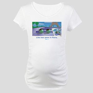 in Paris Maternity T-Shirt