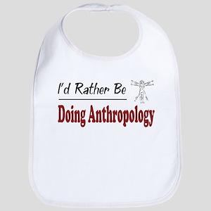 Rather Be Doing Anthropology Bib