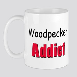 Woodpecker Addict Mug
