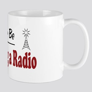 Rather Be Operating a Radio Mug