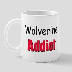 Wolverine Addict Mug