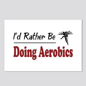 Rather Be Doing Aerobics Postcards (Package of 8)